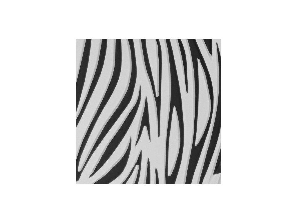 Impression Mat - Bold Zebra
