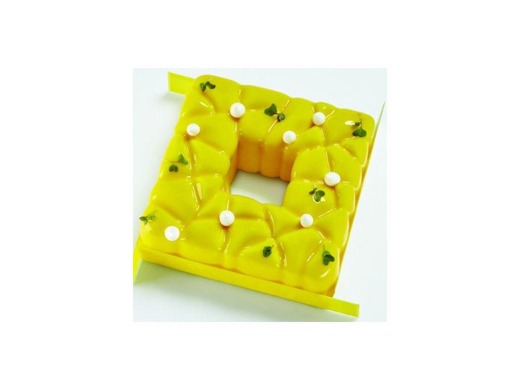 Silikonová forma PAVONI - Square