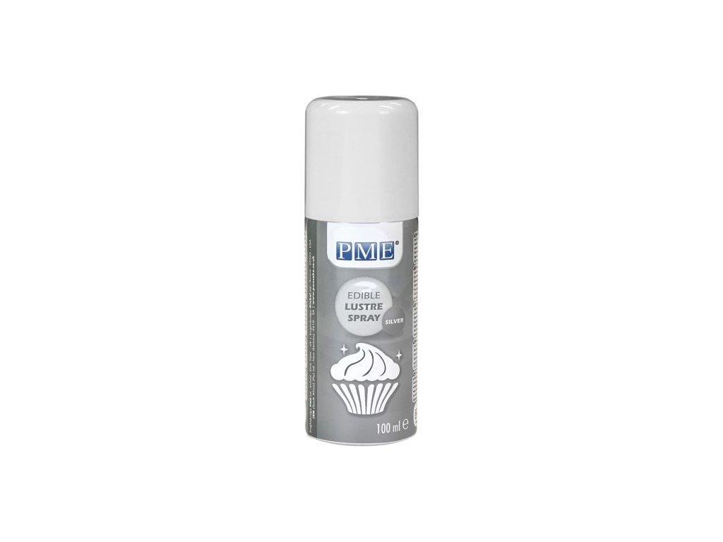 Sprej PME 100 ml - Stříbrný