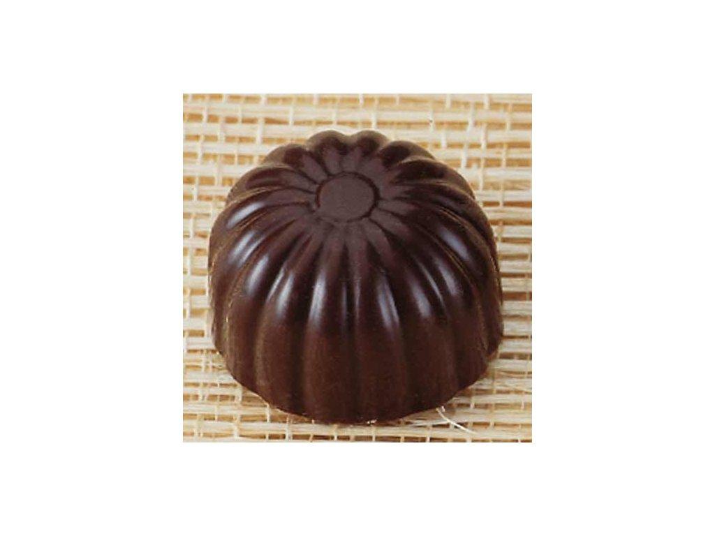 Forma na čokoládu - květinka