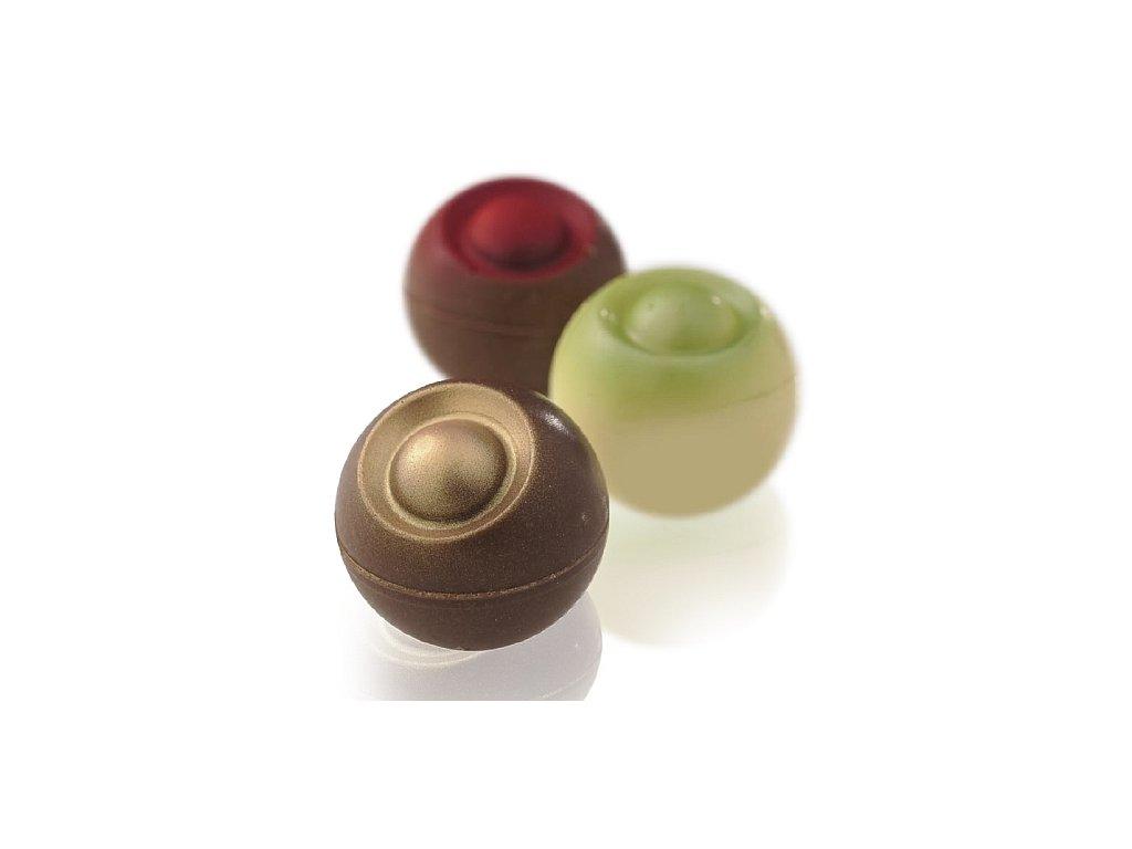 Forma na čokoládu 3D koule
