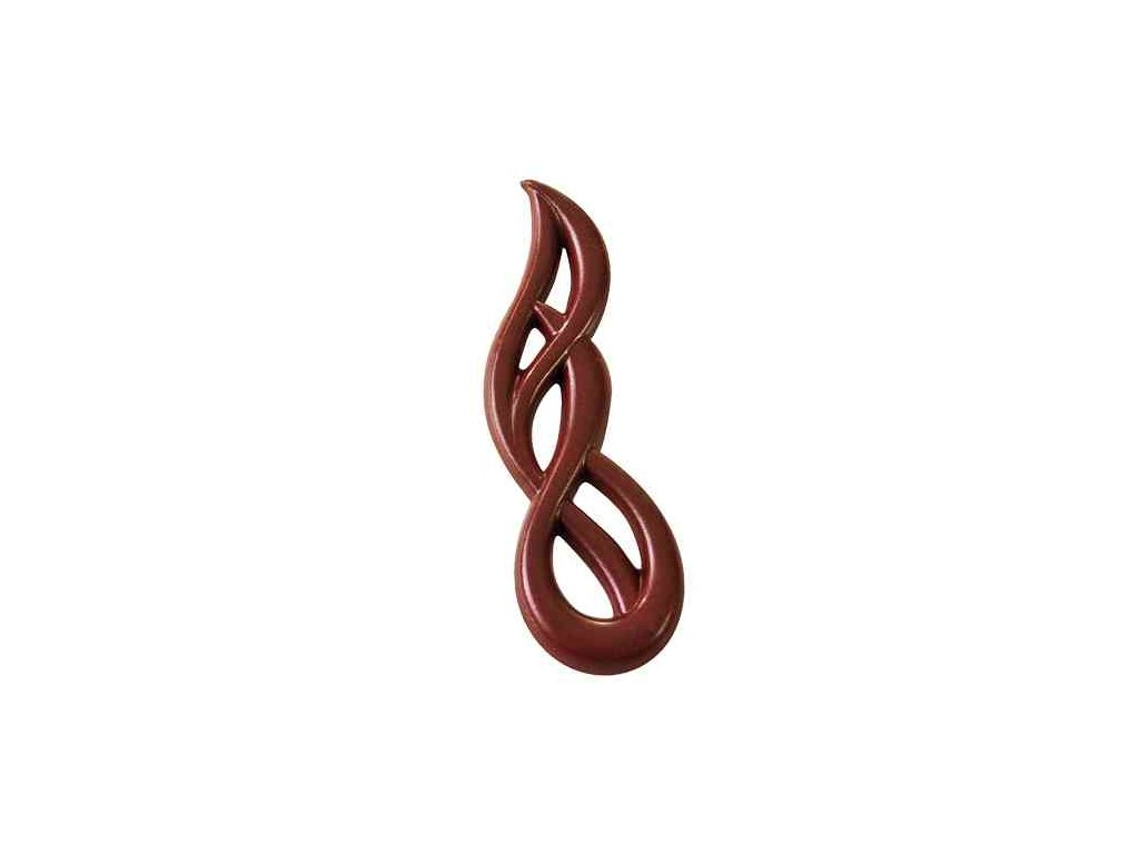 Formy na čokoládové přízdoby - 001