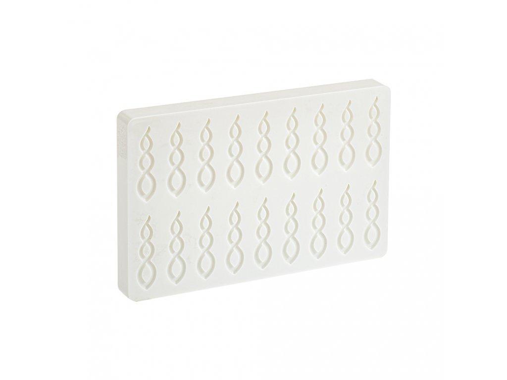Formy na čokoládové přízdoby - 006