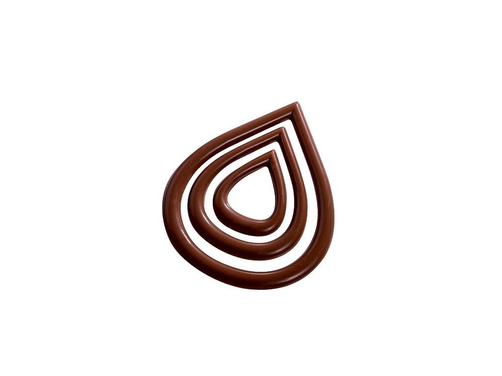 Formy na čokoládové přízdoby - 023