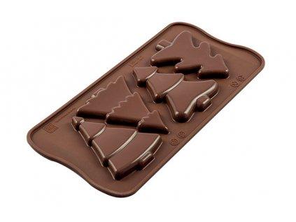 Forma na čokoládu - Choco Pine