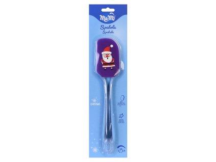 Stěrka vánoční - Santa 25 cm
