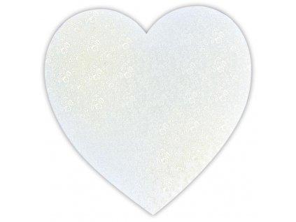 Podložka Städter - srdce 30 cm