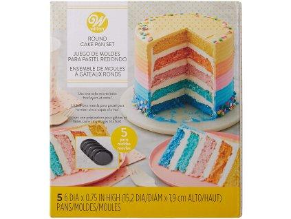 2105-0112 Sada vrstvený koláč