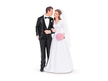 28518 modecor svatební figurkyDpo