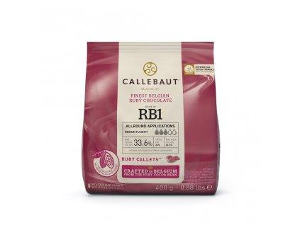 6017 barry callebaut cokolada ruby 400 g