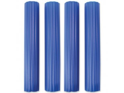 Plastové sloupky krátké - modré (PME)