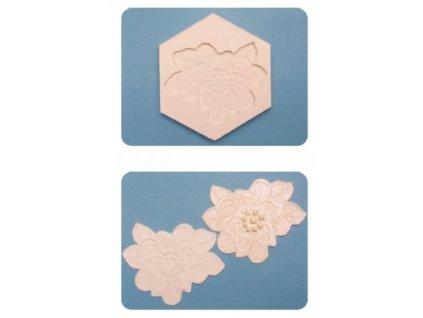 Floral Lace Mould (Květinová krajka)