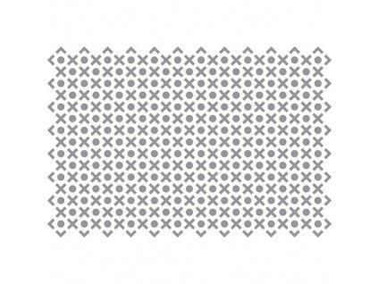Prosypávací šablona - karetní symboly