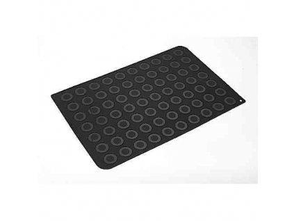 Silikonová forma na makronky 60 x 40 cm
