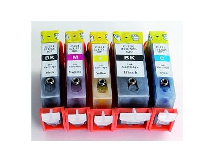 Cartridge černá - C1 (AZO)