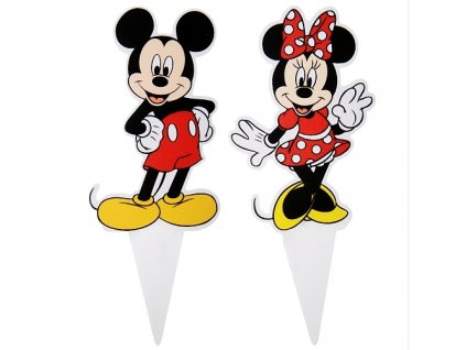 Mickey a Minnie (18 ks)