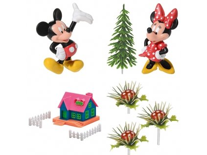 Mickey a Minnie
