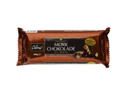 Čokoláda ODENSE - Tmavá (55 %)