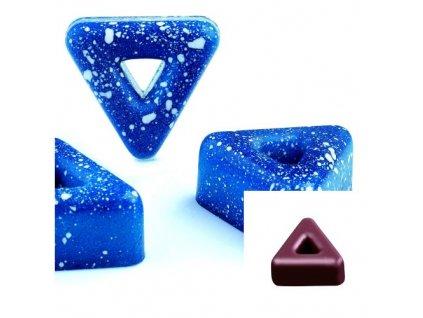 Čokoforma Pavoni - Trojúhelníčky