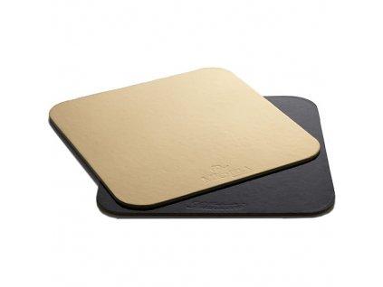Zlatý čtverec - 30 cm