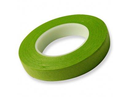 Omotávací páska světle zelená (1 ks)