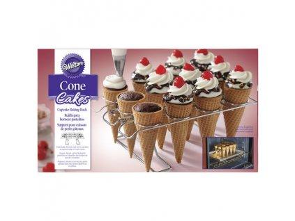 Cone rack - stojan na zmrzlinové kornoutky