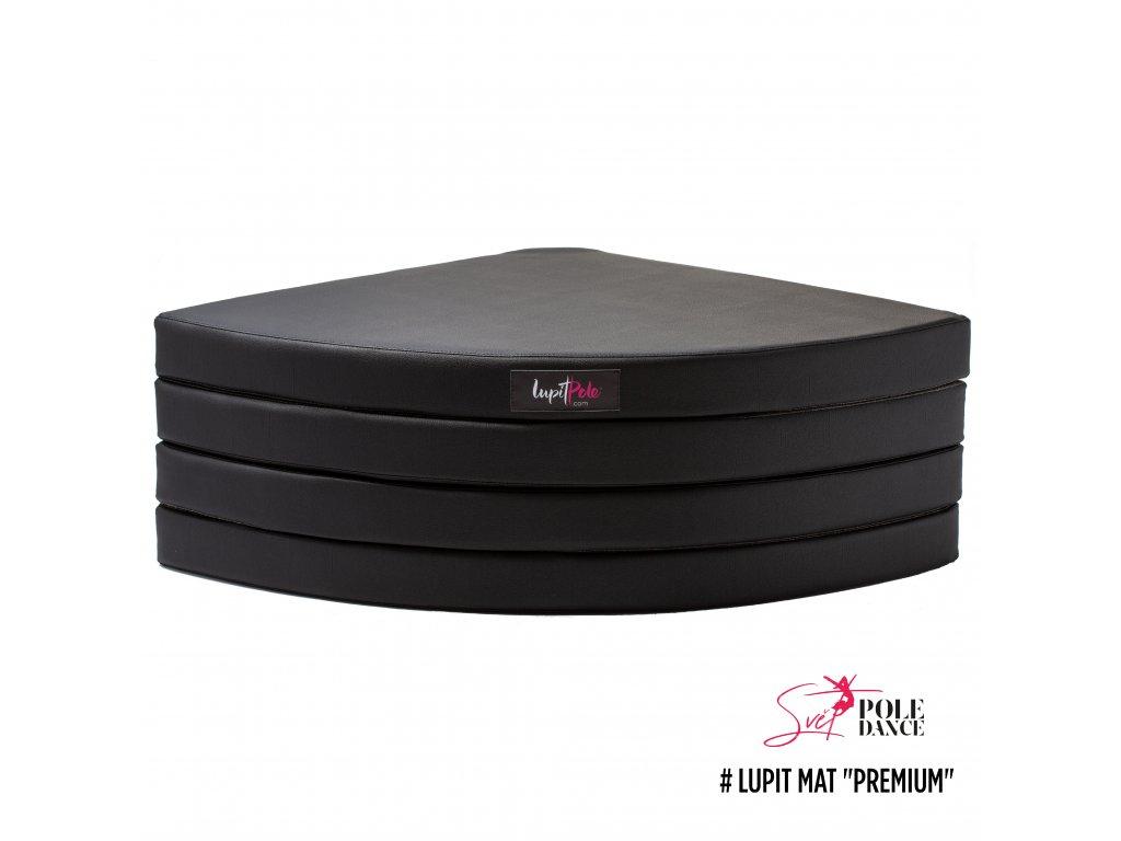 černá, premium, 8cm