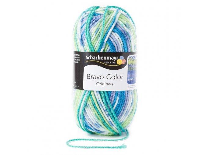 Pletací příze Bravo Color Originals 2080