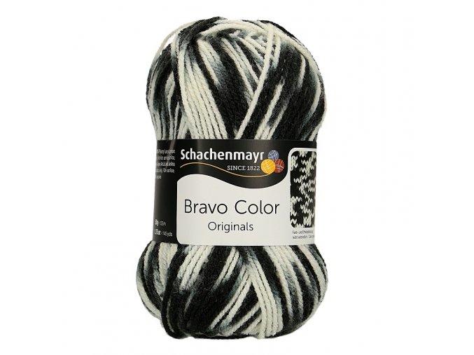 Pletací příze Bravo Color Originals 2336