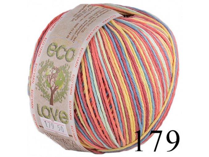 Eco love 179 multicolor