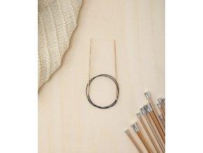Pletací jehlice Phildar kovové kruhové průměr 2 mm