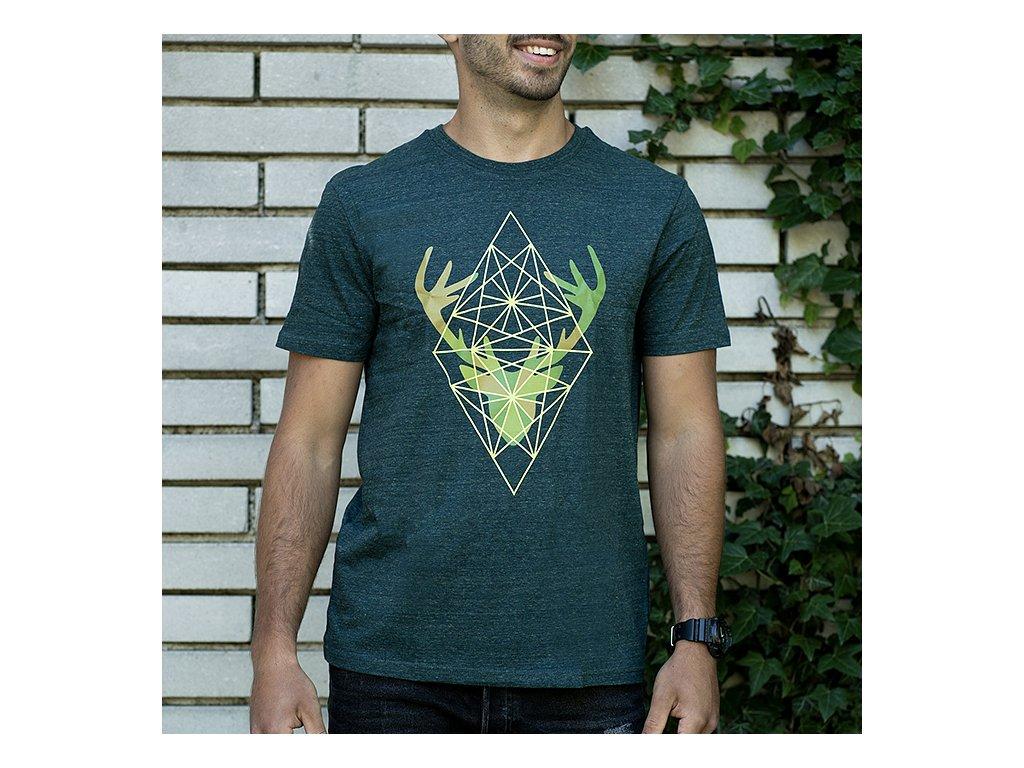 geometric green 5