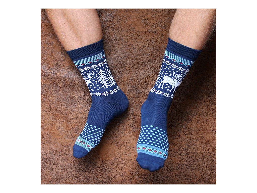 ponožky glen royal 700