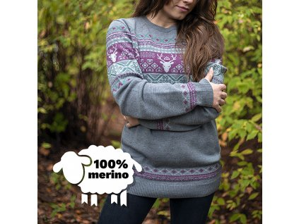 merino purple 5 700