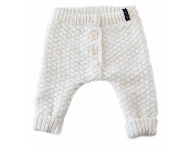 Dětské pletené kalhotky