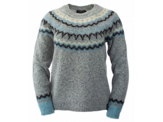 CHRISTORY| Fair Isle Jumper