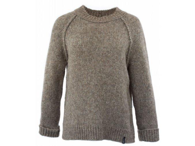CHRISTORY| Dámský svetr z Alpaky