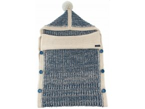 Dětský pletený fusak- 100% Lambswool