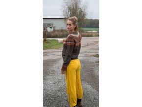 CHRISTORY| Dámský svetr: Fair Isle Jumper  Dámský svetr Fair Isle vzorem