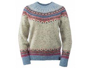 CHRISTORY| Dámský svetr s Fair Isle vzorem