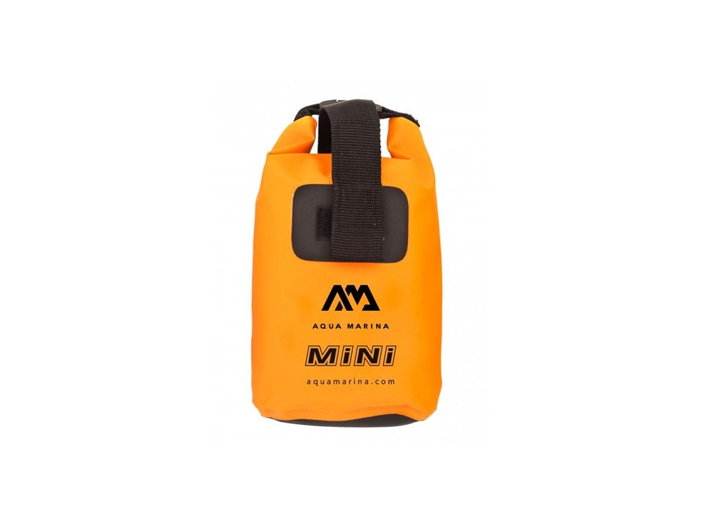 vodotesny vak aqua marina mini dry bag orange
