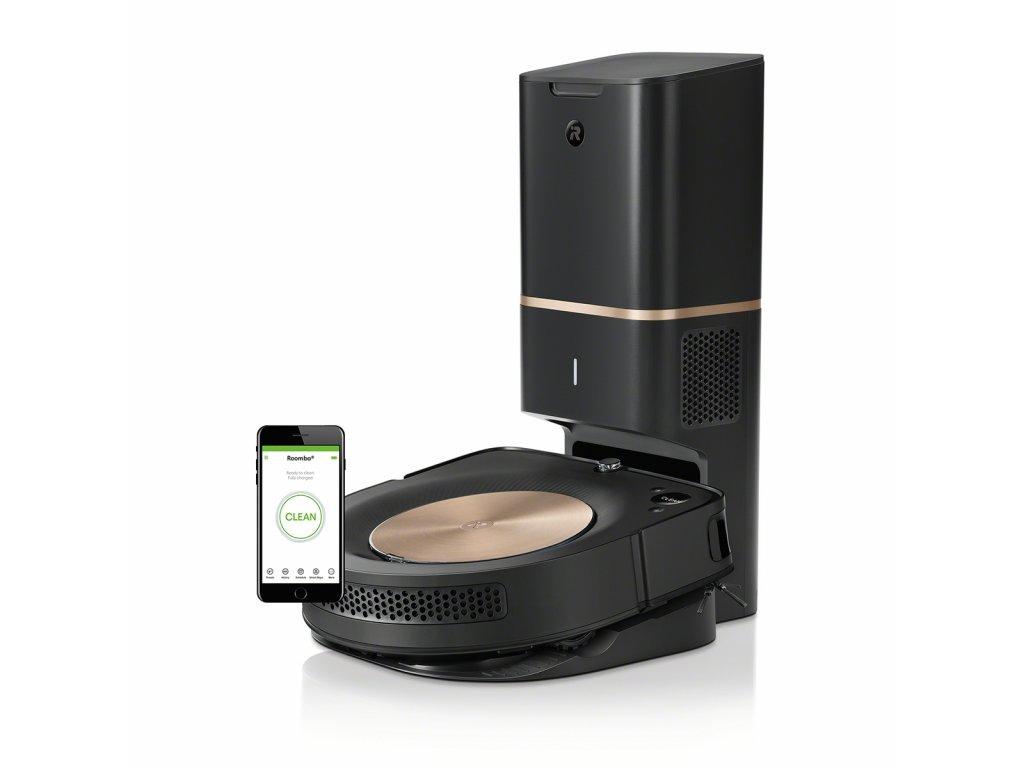 1. Roomba s9