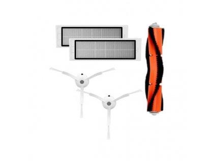 Sada náhradních kartáčů a filtrů pro Xiaomi Roborock 600x600