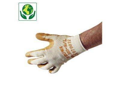 upletove bavlnene rukavice vel 9