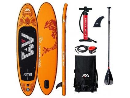 aqua marina fusion paddleboard 00