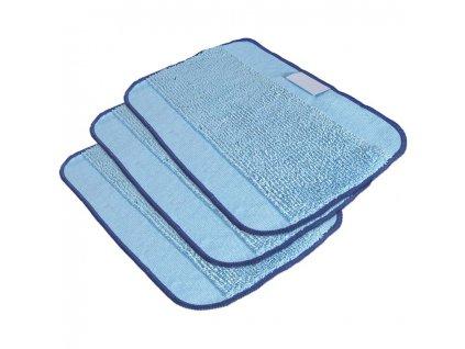 Microfibre blue