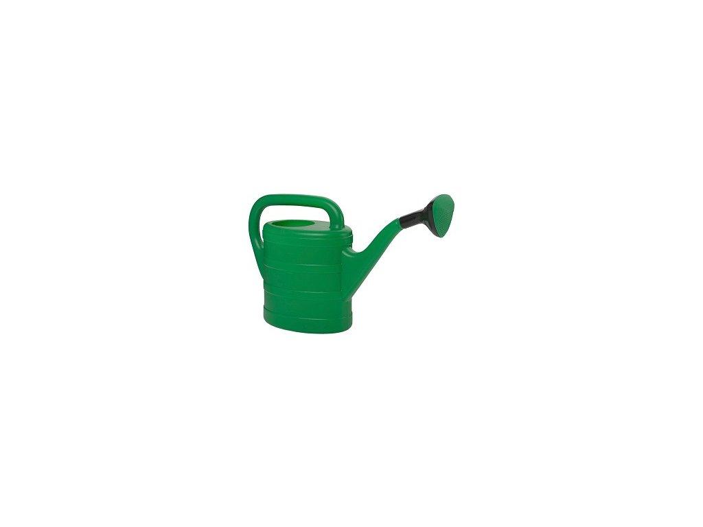 krhla retro plastkon zelena