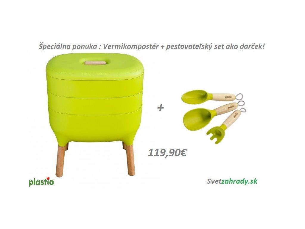 komposter zeleny