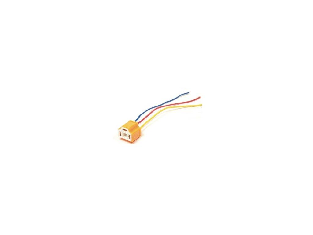 objímka na patici H4 s kabelem - P43t-38