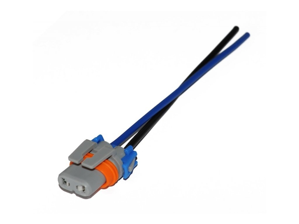 objímka na patici HB4 s kabelem - P22d